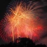 昭和記念公園の花火 いいスポットの場所取りやアクセスはこう攻めろ!