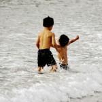 子供が溺れると気づかない?その対処と水遊びの後の注意とは?
