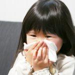 花粉症 幼児はいつから?風邪との見分け方・対策や受診は何科?