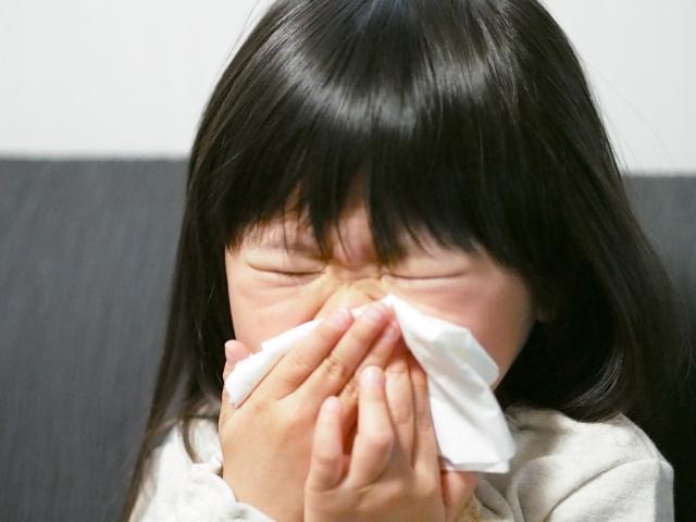原因 子供 出る 鼻血 よく