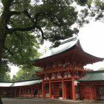 大宮氷川神社の駐車場で無料や安いのは?周辺地図ガイド&全リスト!