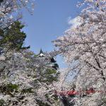 弘前城の駐車場で安い料金は?おすすめ周辺マップガイド&全リスト!