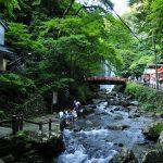 箕面駅・箕面の滝の駐車場で安い料金の周辺マップガイド&全リスト!