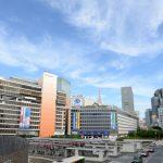 新宿駅西口の駐車場で安い料金は?おすすめ周辺地図ガイド&全リスト!