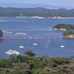 松島の駐車場で無料や安い料金の周辺おすすめ地図&全リスト!